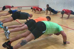 Preparación Física en el Squash