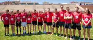 Adult squash camp Palencia