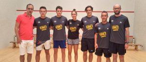 Adult Squash Camp